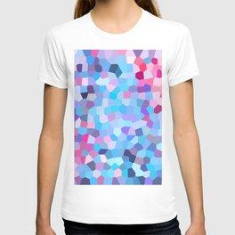 Bright Pastel Geometrics T-shirt