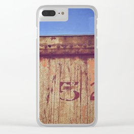 May 27 Clear iPhone Case