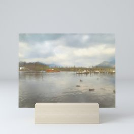 Derwentwater Cumbria Mini Art Print