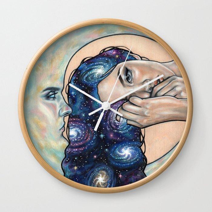 Celestial Wall Clock