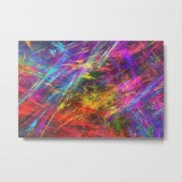 Colors of life Metal Print