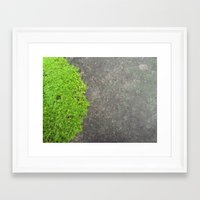 flag Framed Art Prints featuring Flag by chriscondello