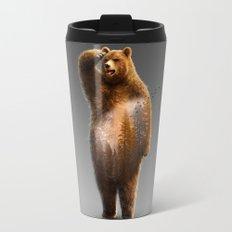 Bear X Travel Mug