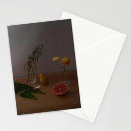 Still Life Grapefruit Spoon Stationery Cards