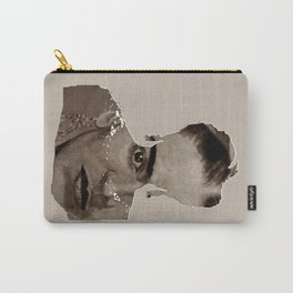 FRIDA - SHIRT version - sepia Carry-All Pouch