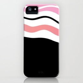 Modern Barbie iPhone Case