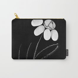 pebble flower Carry-All Pouch
