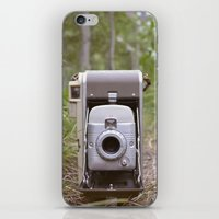 antique iPhone & iPod Skins featuring Antique by Cameryn Jade