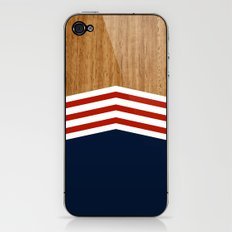 Vintage Rower Ver. 3 iPhone & iPod Skin
