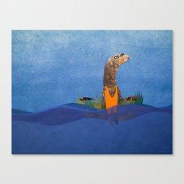 Mr. Helio Muraeno Canvas Print