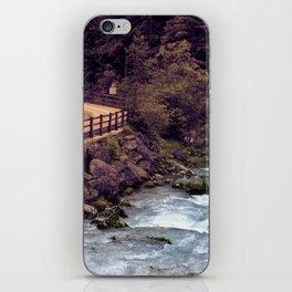 Fassa Valley iPhone Skin
