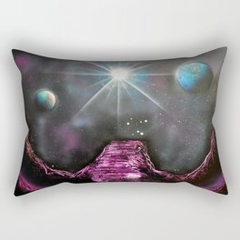 Amethyst Aisle Rectangular Pillow