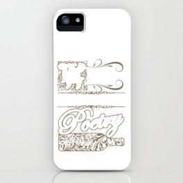 Wine Quote Gifts for Wine Lovers iPhone Case