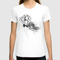 huebucket T-shirts featuring The Tiger's Roar by Huebucket
