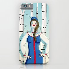 Russian beauty Slim Case iPhone 6s