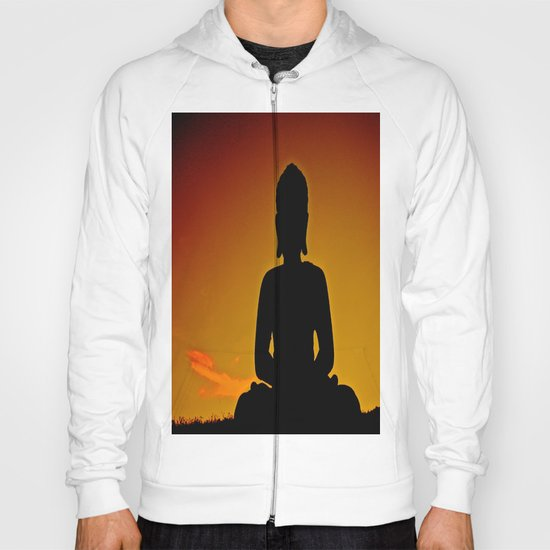 In Buddha's Shadow Hoody