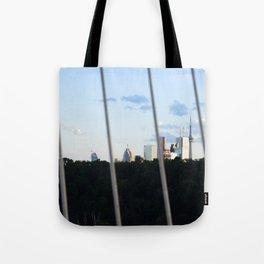 Toronto Series - Fenced Tote Bag