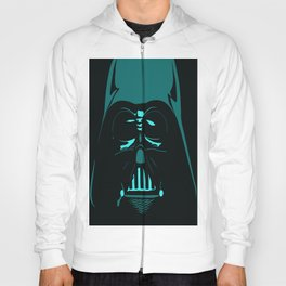 Tron Darth Vader Outline Hoody