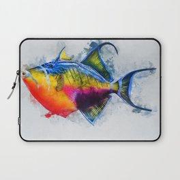 Trigger Fish Laptop Sleeve
