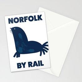 Norfolk By Rail Stationery Cards