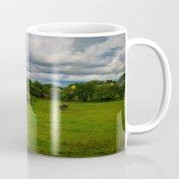 farm Mugs featuring Farm by Ashley Hirst Photography