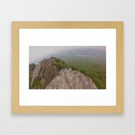 Grandfather Mountain - NC Framed Art Print