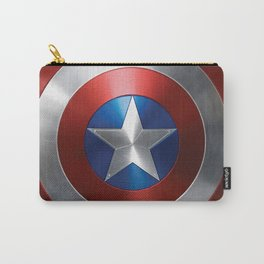 CAPTAIN STEVE ROGERS SHIELD Carry-All Pouch