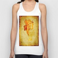 once upon a  time Tank Tops featuring Once upon a time ... by Joe Ganech