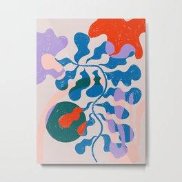 Soft & Float Metal Print