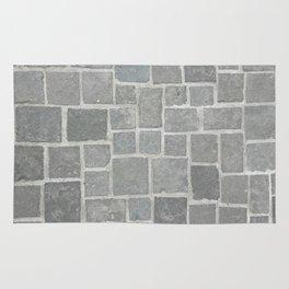 Cobblestones - Art Photography Rug