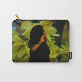 A Conversation Carry-All Pouch