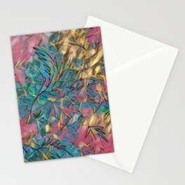 leggings-240 Stationery Cards