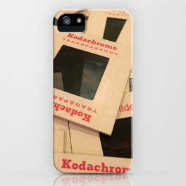 Kodachrome iPhone Case