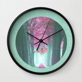 Astronaut Falling to Earth-Minimalist Wall Clock