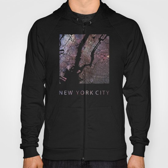 New York Galaxy Hoody