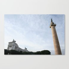 Roman Sky Canvas Print