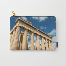 Parthenon Greece Carry-All Pouch