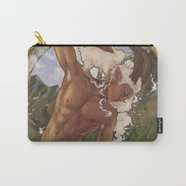 Billy Goat Gruff Carry-All Pouch