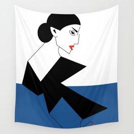 Maria Callas Wall Tapestry