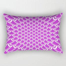 Cray Scale Rectangular Pillow