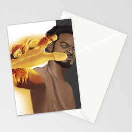 Killa Beez : Johnny Blaze Stationery Cards