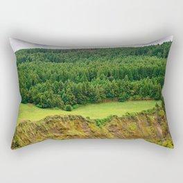 Découpage Rectangular Pillow