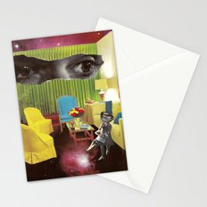 Eyes across the Universe Stationery Cards