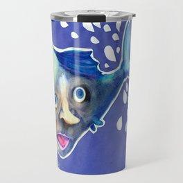Fishes Travel Mug