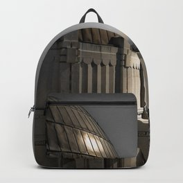 Griffith Park Observatory with Downtown LA Skyline Backpack