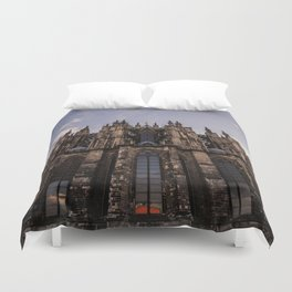 Cologne Cathedral Duvet Cover