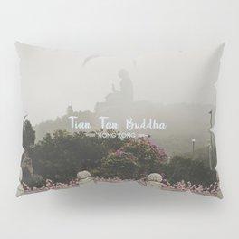 Hong Kong Tian Tan Buddha Pillow Sham