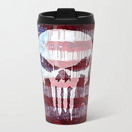 American Punisher Travel Mug