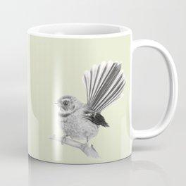 Piwakawaka | NZ Fantail Coffee Mug