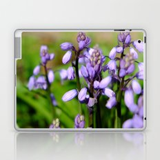 Spring purple Laptop & iPad Skin
